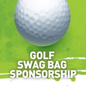 golf swag bag sponsor